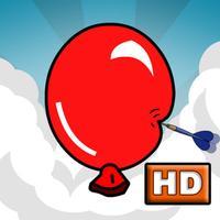 Crazy Darts - Zany Balloon Bustin' Action!