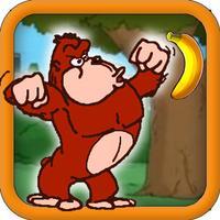 Dumb Angry Kong: Jungle Banana King