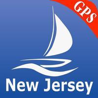 New Jersey GPS Nautical Charts