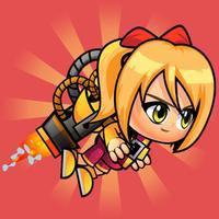Jetpack Girl - PRO