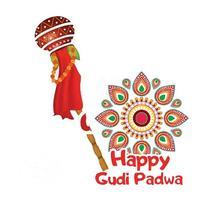 Gudi Padwa Stickers
