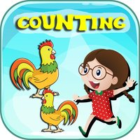 Preschool Animals Counting Maths Games