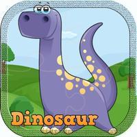 Dinosaur Jigsaws Puzzle Activities for Preschool