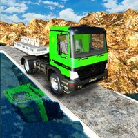 Real Offroad Truck Racing: Trails Jeep Simulator