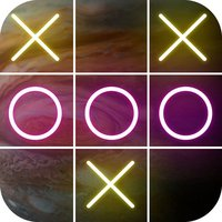 Tic Tac Toe Universe Game