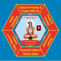 Sri Krishna Yogathon—Thematic Yoga