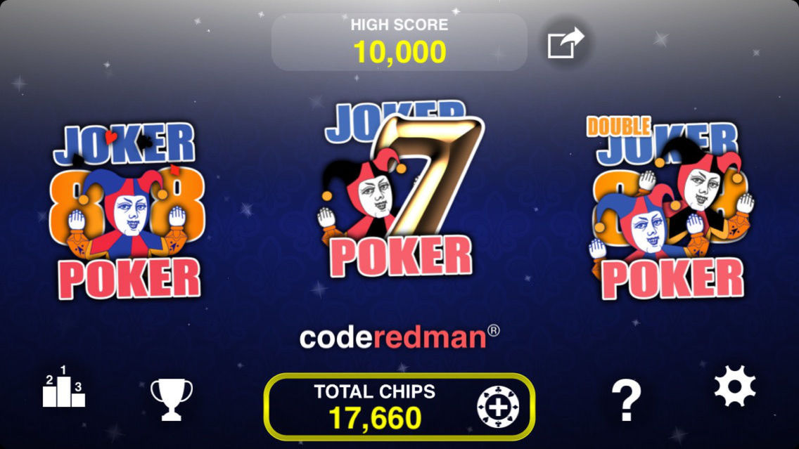 Joker Poker 88 App For Iphone Free Download Joker Poker 88 For Ipad Iphone At Apppure