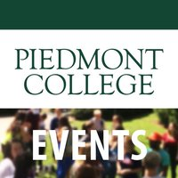 Piedmont College Events