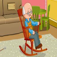 Wheezing Grandpa Escape