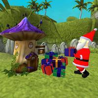 Santa Christmas Rush Delivery