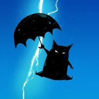 Bat-Cat: Running Game