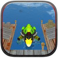 Jet Boat Rush Survival Amazing 3d Game