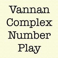 Vannan Complex Numbers