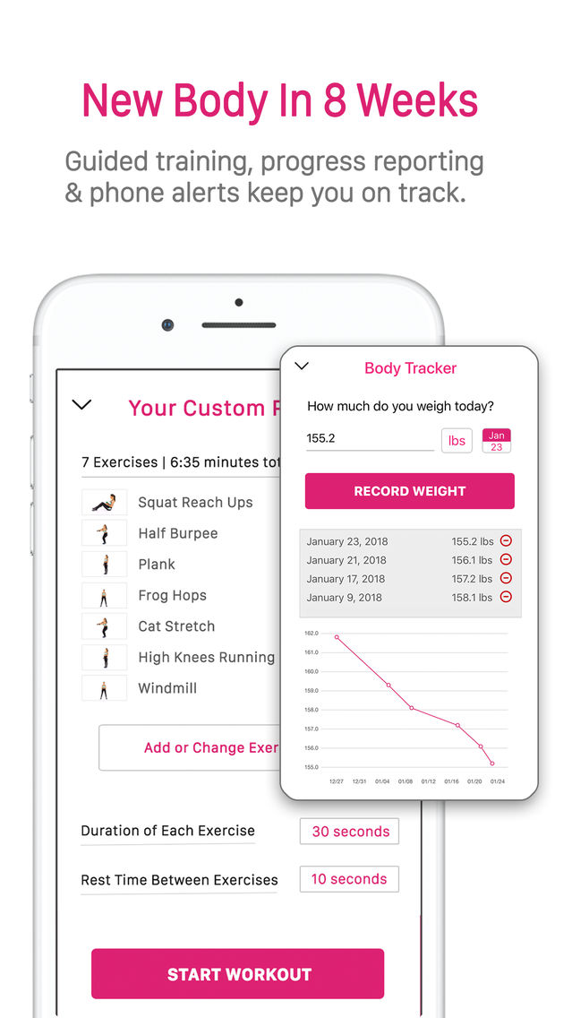 Original Weight Loss Challenge App for iPhone - Free