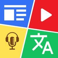 4English: News, Video, Podcast