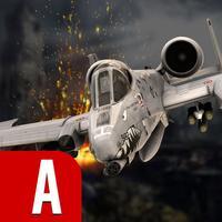F16 Naval Jet Air Strike : Warfare Combat 3D