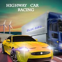 Highway Car Traffic Racer 3D