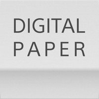 Digital Paper App for mobile