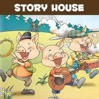 [영한대역] 아기돼지 삼형제 (영어로 읽는 세계명작 Story House)