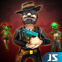 Cowboy Zombie Survival hero