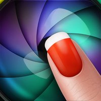 Nails Camera - Nail Art Stickers for Instagram, Tumblr, Pinterest and Facebook Photos