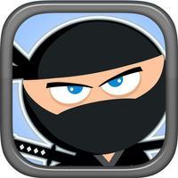 Bouncy Ninja Ball World: Avoid The Spikes