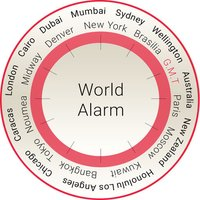 Set Alarm for All Countries
