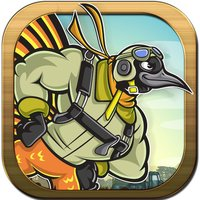 Fighter Wings Bird Life: Happy Epic Fly Adventure
