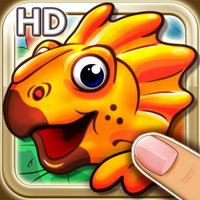 Dinosaurs walking with fun HD jigsaw puzzle game