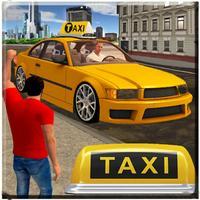 City Taxi Driver Sim 2016