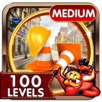 Street City Hidden Object Game