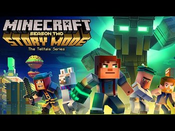 Minecraft: Story Mode - S2 App for iPhone - Free Download