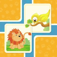 Matching Animals - Game for Kids and Toddlers