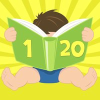 Numbers game 1 to 20 flashcards