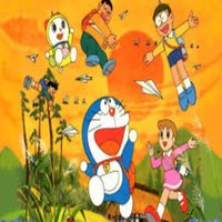 Doraemon Màu