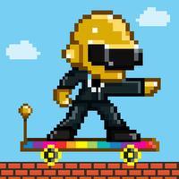 Tiny Skateboarders – Play Free 8-Bit Pixel Games