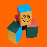 Collect the Falling Joy Cubes