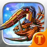 Toy Robot War: Triceratops