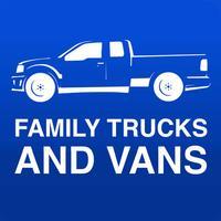 Family Trucks and Vans