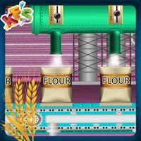 Flour Factory Kids Game – Food Maker Mania