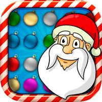 Christmas seasons & Santa crush - funny bubble game with xmas balls for kids and adults