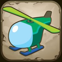 Helicopter-s Game: Learn and Play for Children with Flying Engines in the air