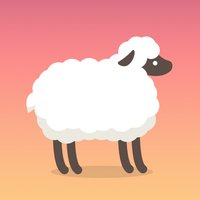 Over the Clouds : Sheep Free ( Sleepy & Healing game )