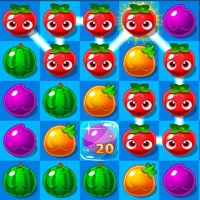 Fruit Crush Link Match 3