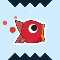 Bouncin' Fish