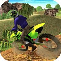 Impossible Stunt Moto Racer