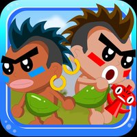 Hominid Brother-2 Player Games