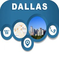 Dallas TX USA Offline City Maps Navigation