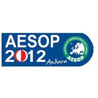 AESOP 2012