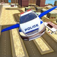 Flying Police Car Evolution